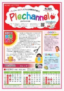『Plechannel』 No.025 ('14_6月号 ) 1_R